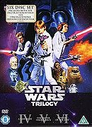 Star Wars Trilogy with Exclusive Best Buy Tin (original theatrical releases) - Widescreen