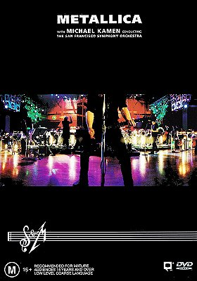 Metallica S&M Concert (2000)
