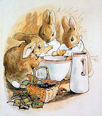 Flopsy, Mopsy and Cottontail