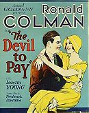 The Devil to Pay!                                  (1930)