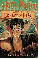 Harry Potter and the Goblet of Fire (Harry Potter, Book 4)