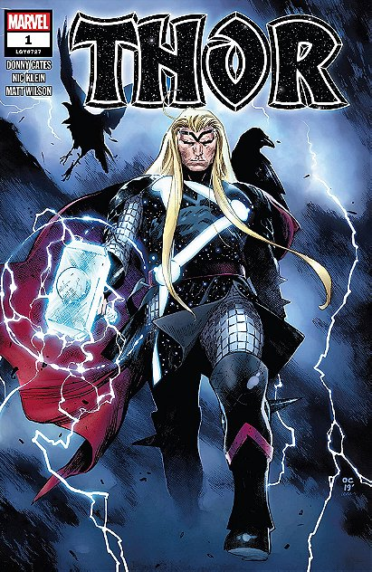 Thor (2020 6th Series) #1-ong Marvel (2020-21)