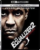 The Equalizer 2 (4K Ultra HD + Blu-ray + Digital)