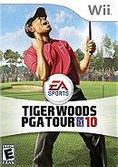 Tiger Woods PGA Tour 10 - Nintendo Wii