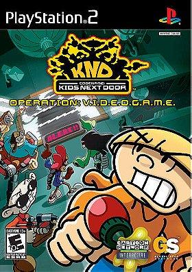 Codename: Kids Next Door: Operation V.I.D.E.O.G.A.M.E.