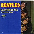Lady Madonna/The Inner Light [.45 VINYL]