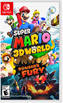 Super Mario 3D World + Bowser