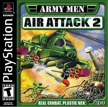 Army Men Air Attack 2 (PS1)