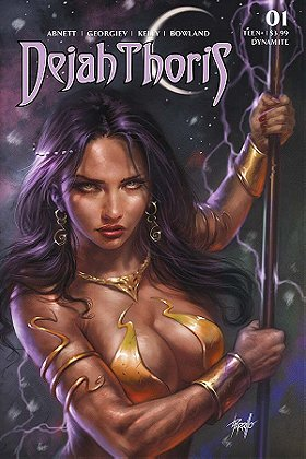 Dejah Thoris Volume 3