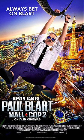Paul Blart: Mall Cop 2 (2015)