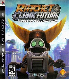Ratchet & Clank Future: Tools of Destruction