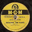 Moanin' the Blues
