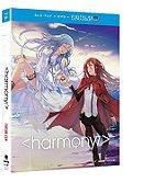 Project Itoh: Harmony (Blu-ray/DVD Combo + UV)