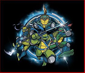 Teenage Mutant Ninja Turtles - Fast Forward