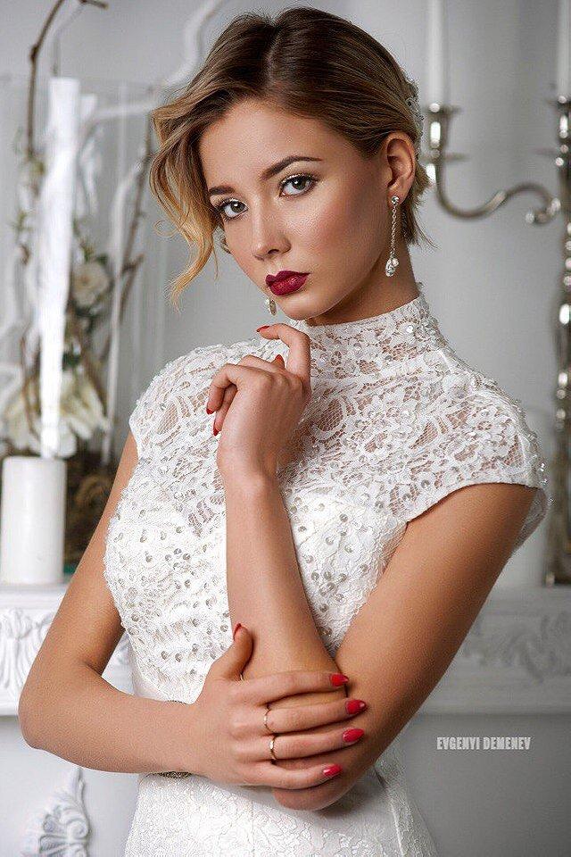HD wallpaper: women, blonde, Dmitry Arhar, finger on lips
