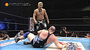 Yujiro Takahashi vs. Michael Elgin (NJPW, G1 Climax 25 Day 10)