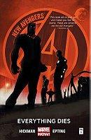 New Avengers, Vol. 1: Everything Dies