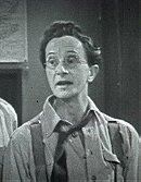 Pvt. 'Professor' Hatchett