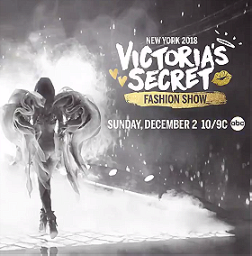 The Victoria's Secret Fashion Show (2018)