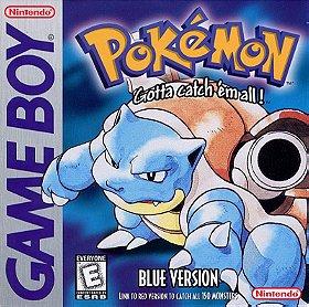 Pokemon: Blue Version