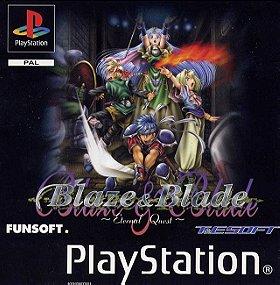 Blaze & Blade: Eternal Quest