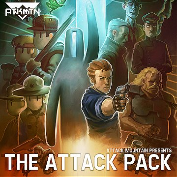 ATKMTN Presents: The Attack Pack