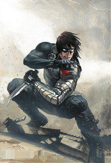 Winter Soldier (James