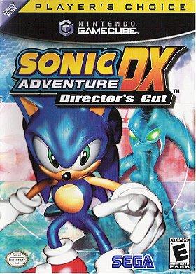 Sonic Adventure DX: Director's Cut