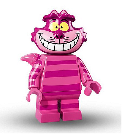 LEGO Disney and Pixar Minifigures Series 1: The Cheshire Cat
