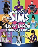 The Sims: Livin'  Large // Livin' It Up