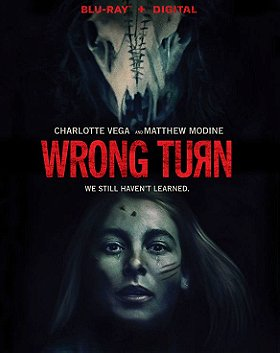 Wrong Turn (Blu-ray + Digital)