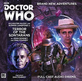 Terror of the Sontarans (Doctor Who Main Range)
