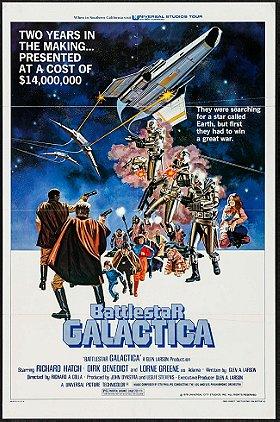 Battlestar Galactica      (The Movie)              (1978)