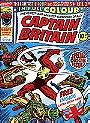 Captain Britain #1 UK Magazine/Comic 1976 No Mask