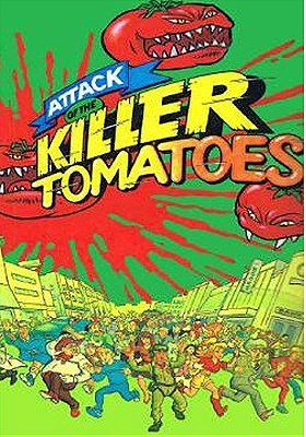 Attack of the Killer Tomatoes                                  (1990-1991)