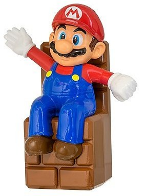 McDonald's Happy Meal Toys Super Mario – Mario Brick Chair