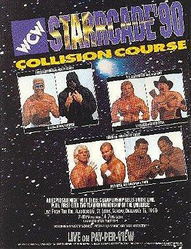 Starrcade '90: Collision Course