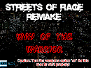 SORR Way of the Warrior (Fangame)