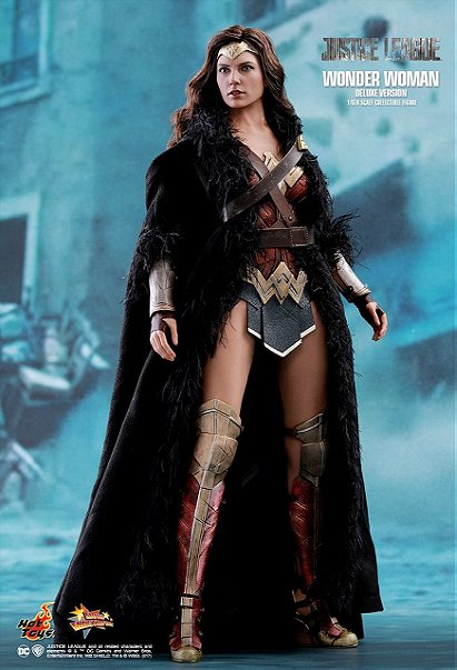 Hot Toys Justice League Wonder Woman [Deluxe Version]