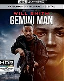 Gemini Man (4K Ultra HD + Blu-ray + Digital)