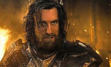 King Stefan (Sharlto Copley)