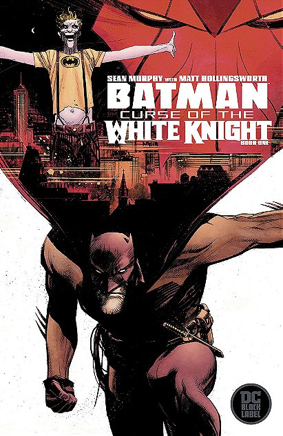 Batman: Curse Of The White Knight (2019-)
