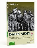 Dad's Army - The Complete First Series and The Lost Episodes of Series 2