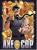 Axe Cop                                  (2012-2015)