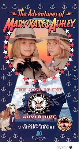 The Adventures of Mary-Kate  Ashley: The Case of the United States Navy Adventure