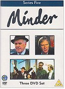 Minder: The Complete Series Five