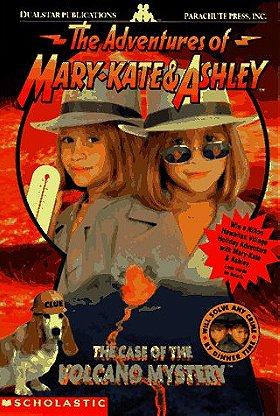 The Adventures of Mary-Kate  Ashley: The Case of the Volcano Mystery