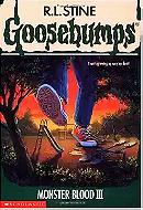 Goosebumps: Monster Blood III  (No. 29)