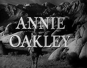 Annie Oakley                                  (1954-1957)