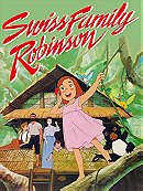 The Swiss Family Robinson : Flone of the Mysterious Island